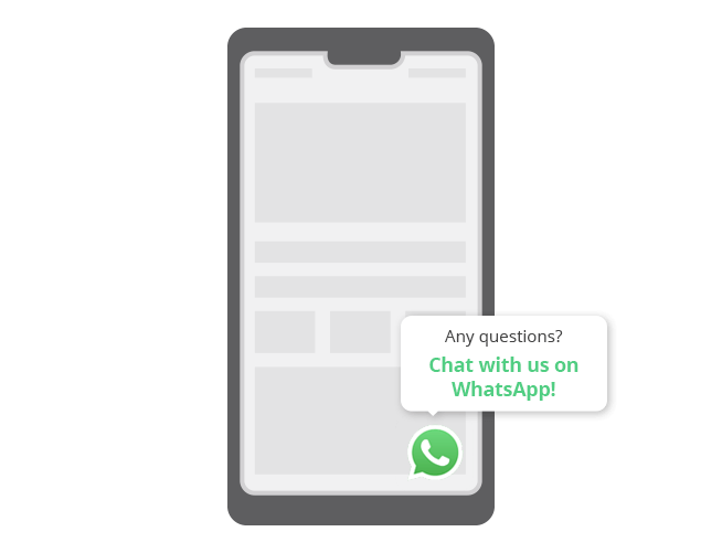 Display a Click to Call button on mobile devices